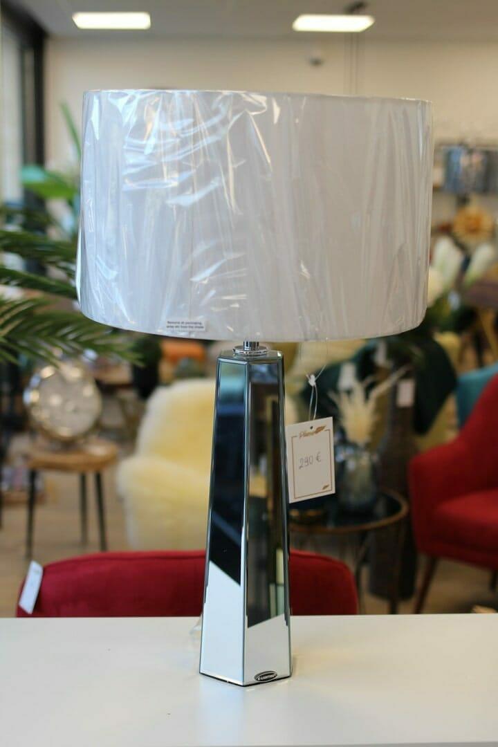 lampe plume